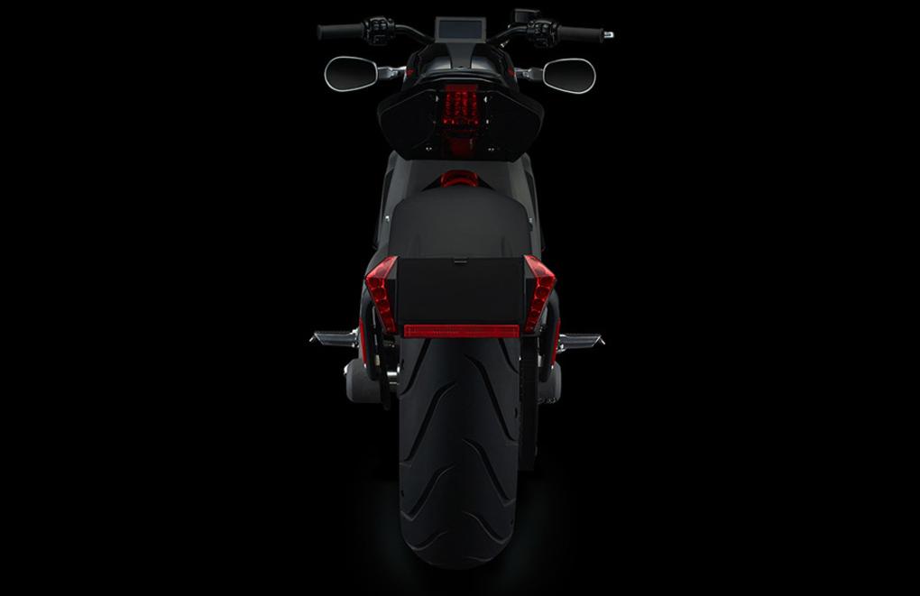 Harley-Davidson показала свой первый электробайк