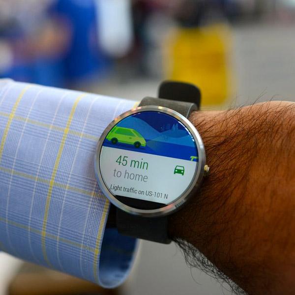 Google,Motorola, «Умные часы» от Motorola