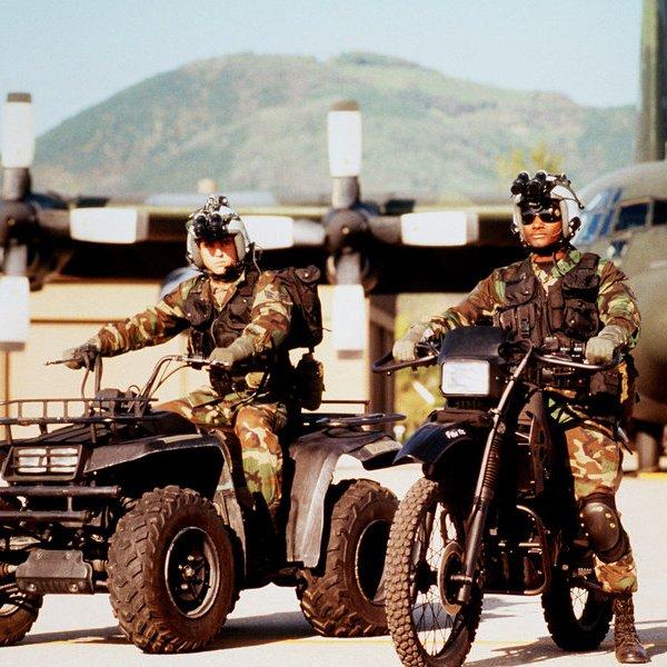 США, армия, полиция, военные, спецназ, стелс-технология, мотоцикл, Американские военные разрабатывают мотоцикл, который удивит неприятеля