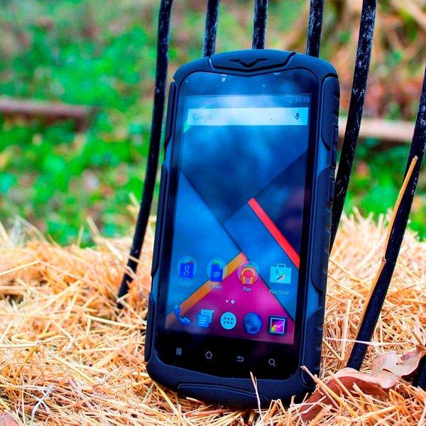 Highscreen, Android, смартфон, NO.1 X-men X1 – противоударный смартфон