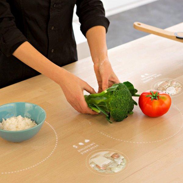 Концепт,мода,дизайн,интерьер,архитектура,работа,искусство, Кухонные фантазии: взгляд в будущее