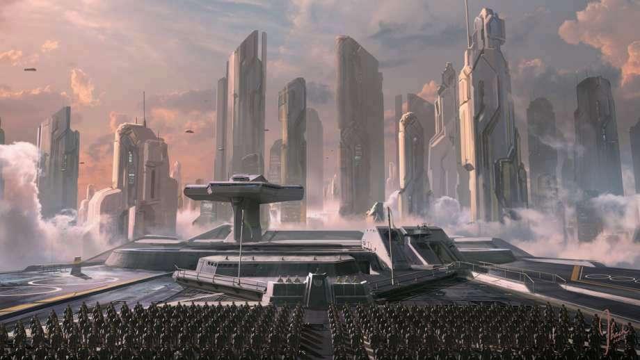5 компонентов Halo, которые стали неотъемлемой частью любого шутера