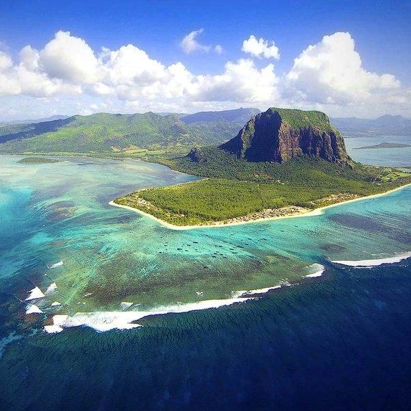 Исследование, Земля, геология, планета, природа, климат, вода, океан, В океане обнаружен континент, которого там не должно быть