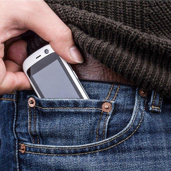 Android, Kickstarter, смартфон, идея, концепт, дизайн, Jelly phone - самый маленький Android-смартфон в мире
