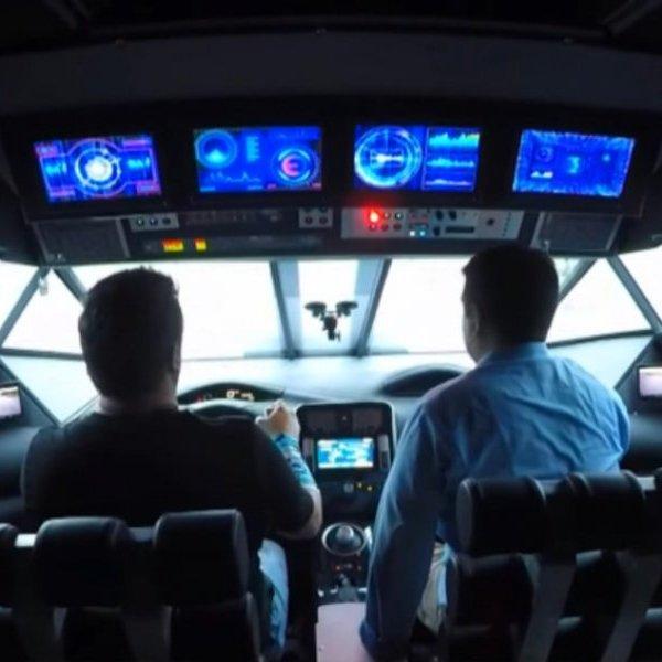 Марс,NASA,космос, «Просто космос!»: американцы показали транспортный планетоход для экспедиции на Марс