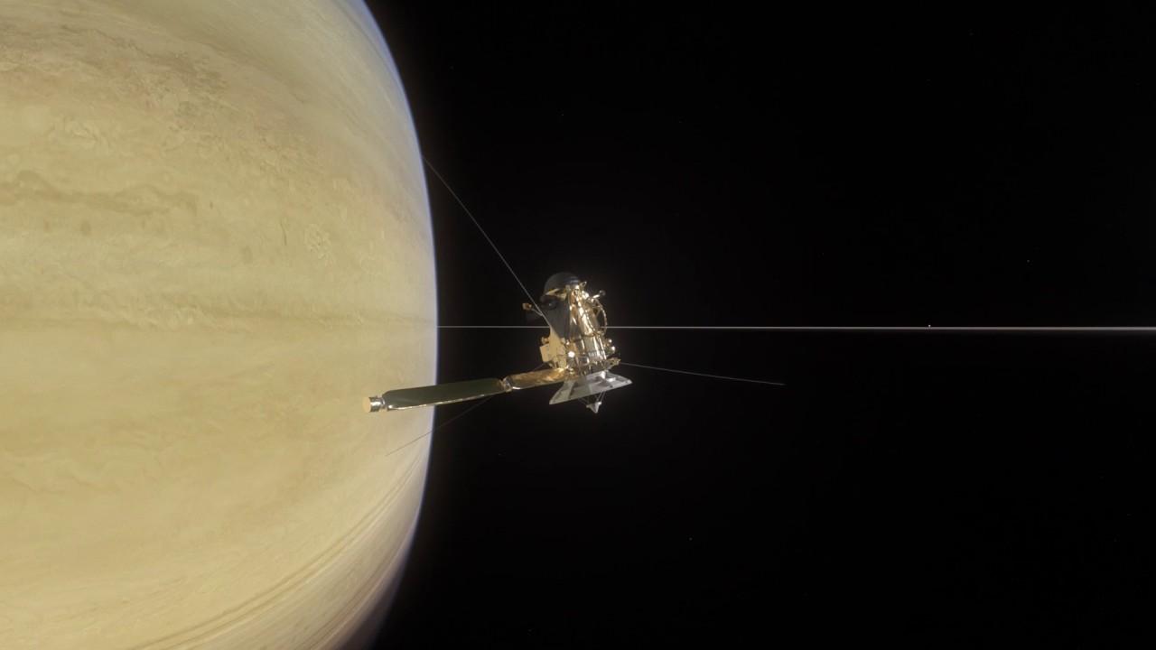 Красиво жил, красиво кончил: автоматическая станция «Кассини-Гюйгенс» сгорит в атмосфере Сатурна
