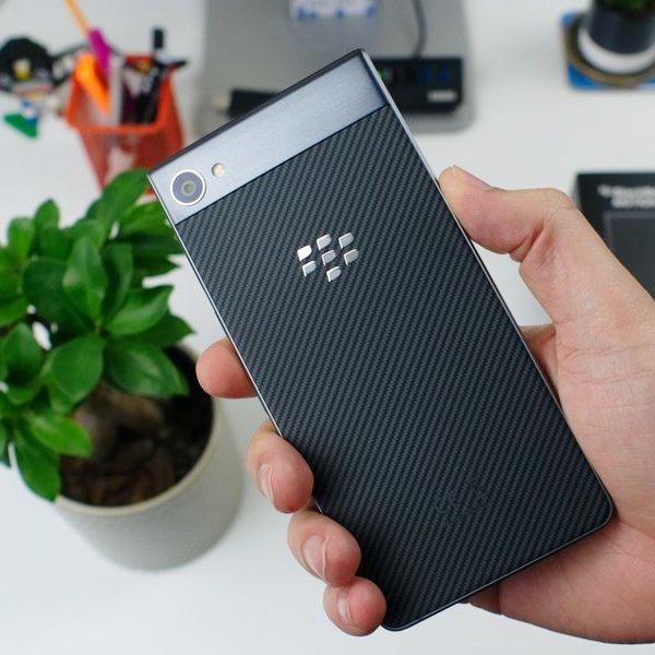 Android,BlackBerry,смартфон, Находка для параноика: обзор смартфона BlackBerry Motion