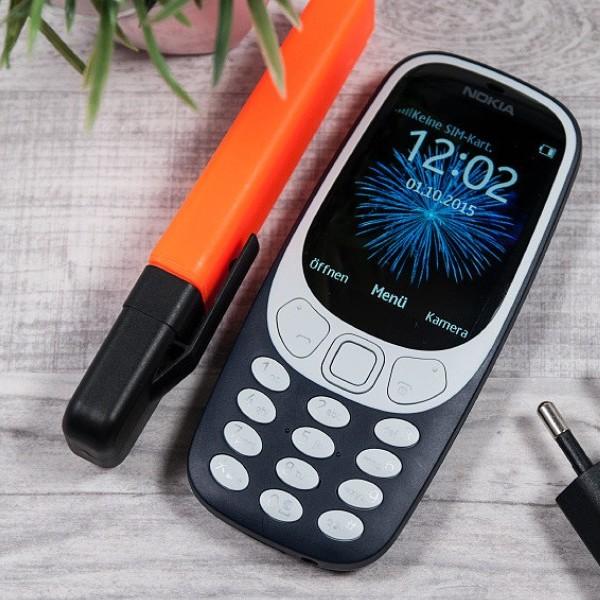 Nokia, Попытка № 5: финская HMD Global выпустит Nokia 3310 с поддержкой сетей LTE