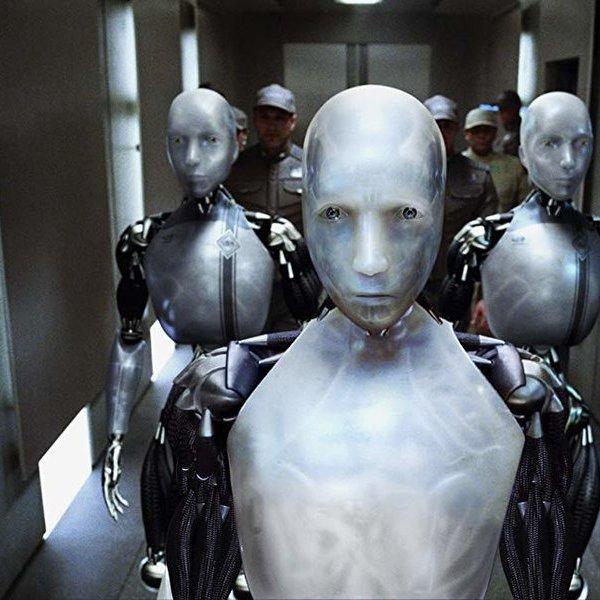 искусственный интеллект, робот, Искусственный интеллект научили распознавать характер человека по глазам