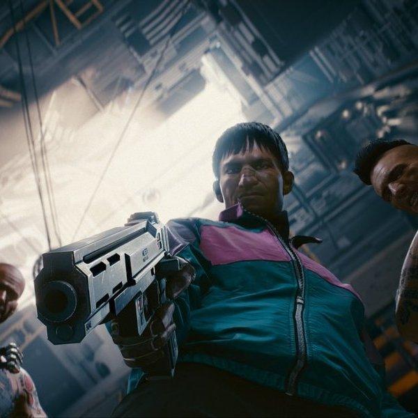 киберпанк,игры, Авторы показали игровой процесс Cyberpunk 2077